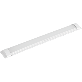 Ecola LED linear IP20 линейный светодиодный светильник (замена ЛПО) 36W 220V 6500K 1200x75x25 1