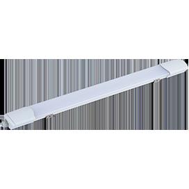 Ecola LED linear IP65 тонкий линейный светодиодный светильник (замена ЛПО) 40W 220V 6500K 1245x60x30 1