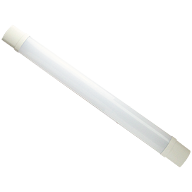 Ecola LED linear IP65 тонкий линейный светодиодный светильник (замена ЛПО) 20W 220V 2700K 650x60x30 1