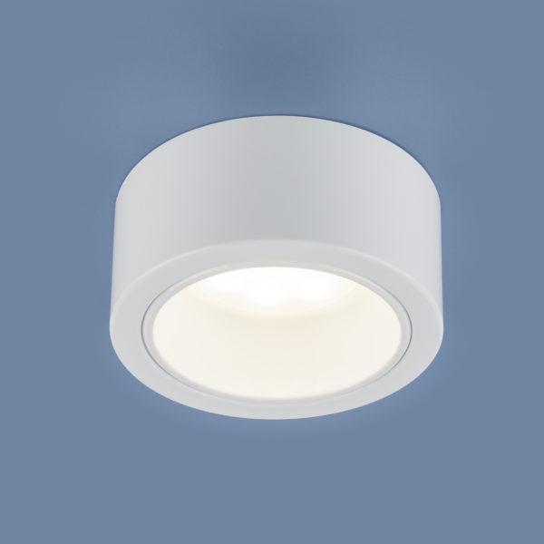 1070 GX53 / Светильник накладной WH белый 1