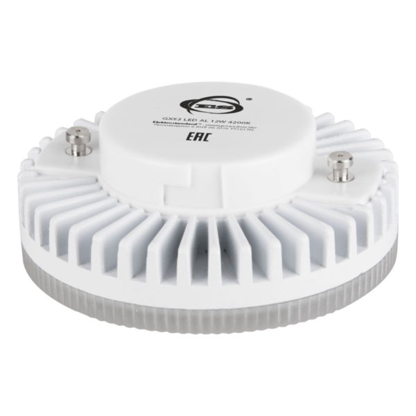 GX53 LED AL 12W 4200K / Светодиодная лампа GX53 LED AL 12W 4200K 2