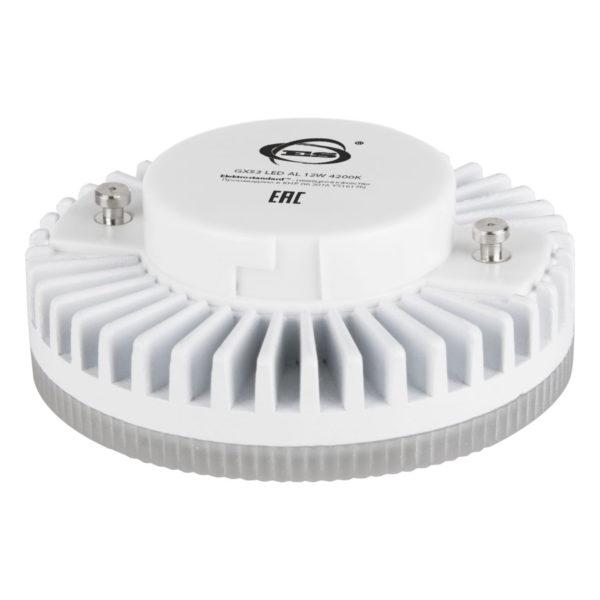 GX53 LED AL 12W 6500K / Светодиодная лампа GX53 LED AL 12W 6500K 2