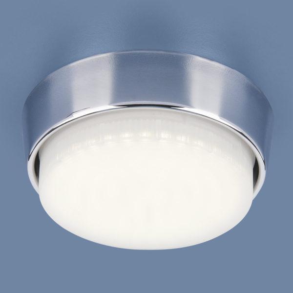 1037 GX53 СН / Светильник накладной хром 1
