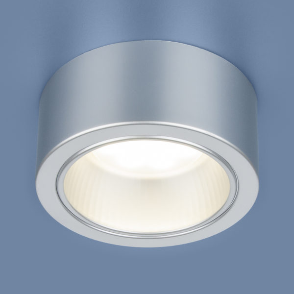 1070 GX53 / Светильник накладной SL серебро 1