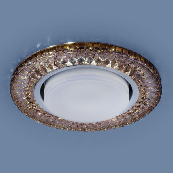 Точечный светодиодный светильник 3021 GX53-GC 2