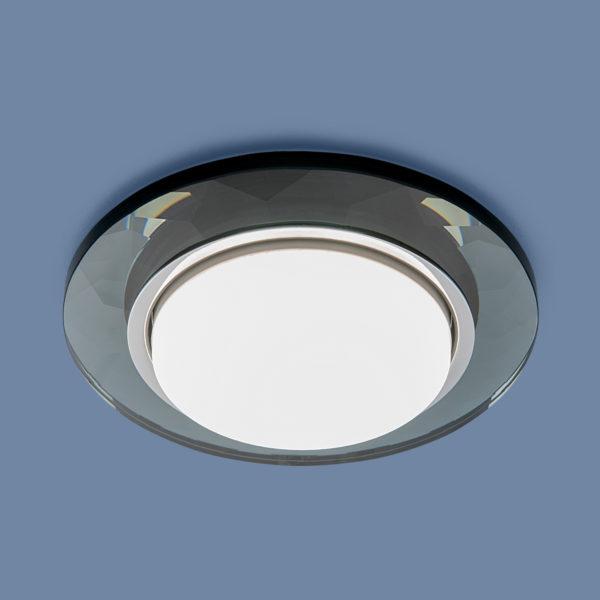 1061 GX53 / Светильник встраиваемый Grey серый 1