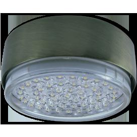 Ecola GX53 FT8073 светильник накладной черненая бронза 25x82 1