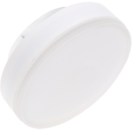 Ecola Light GX53 LED 11,5W Tablet 220V 6400K 27x75 матовое стекло (композит) 30000h 1