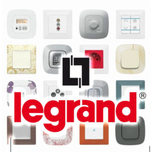 Розетки и выключатели Legrand