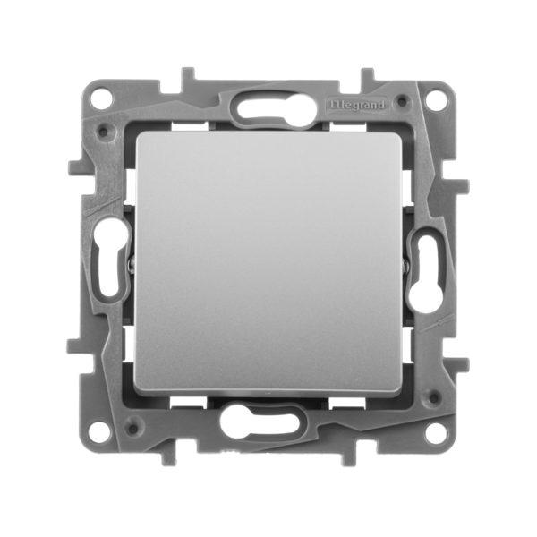 Выключатель трехклавишный - Etika Plus - 10 AX - 250 В~ - слоновая кость 1